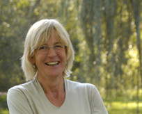 Trauerrednerin Michaela Höck